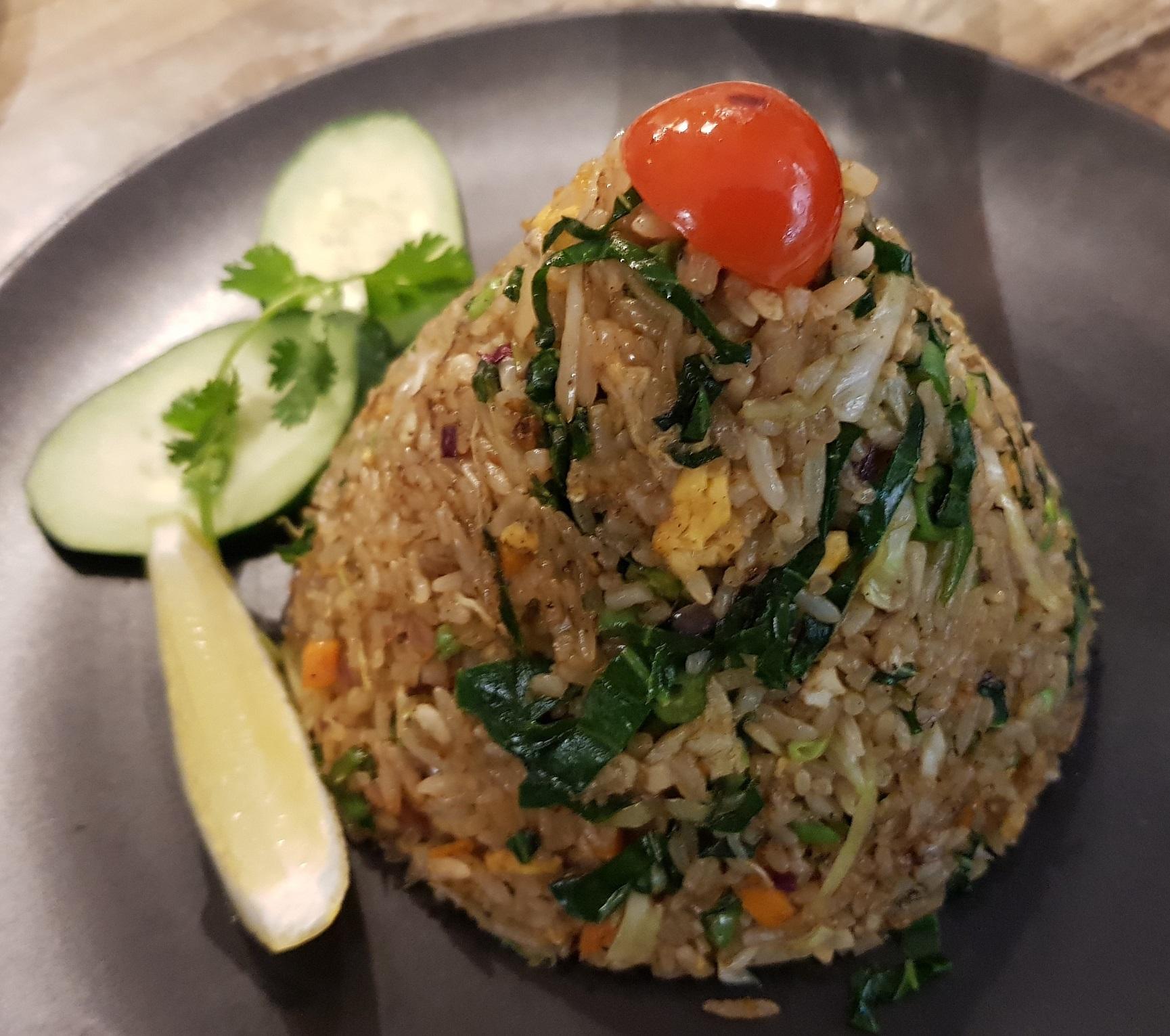 train rice