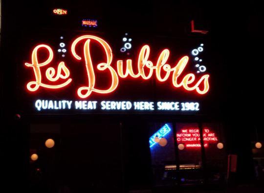 Les Bubbles 3